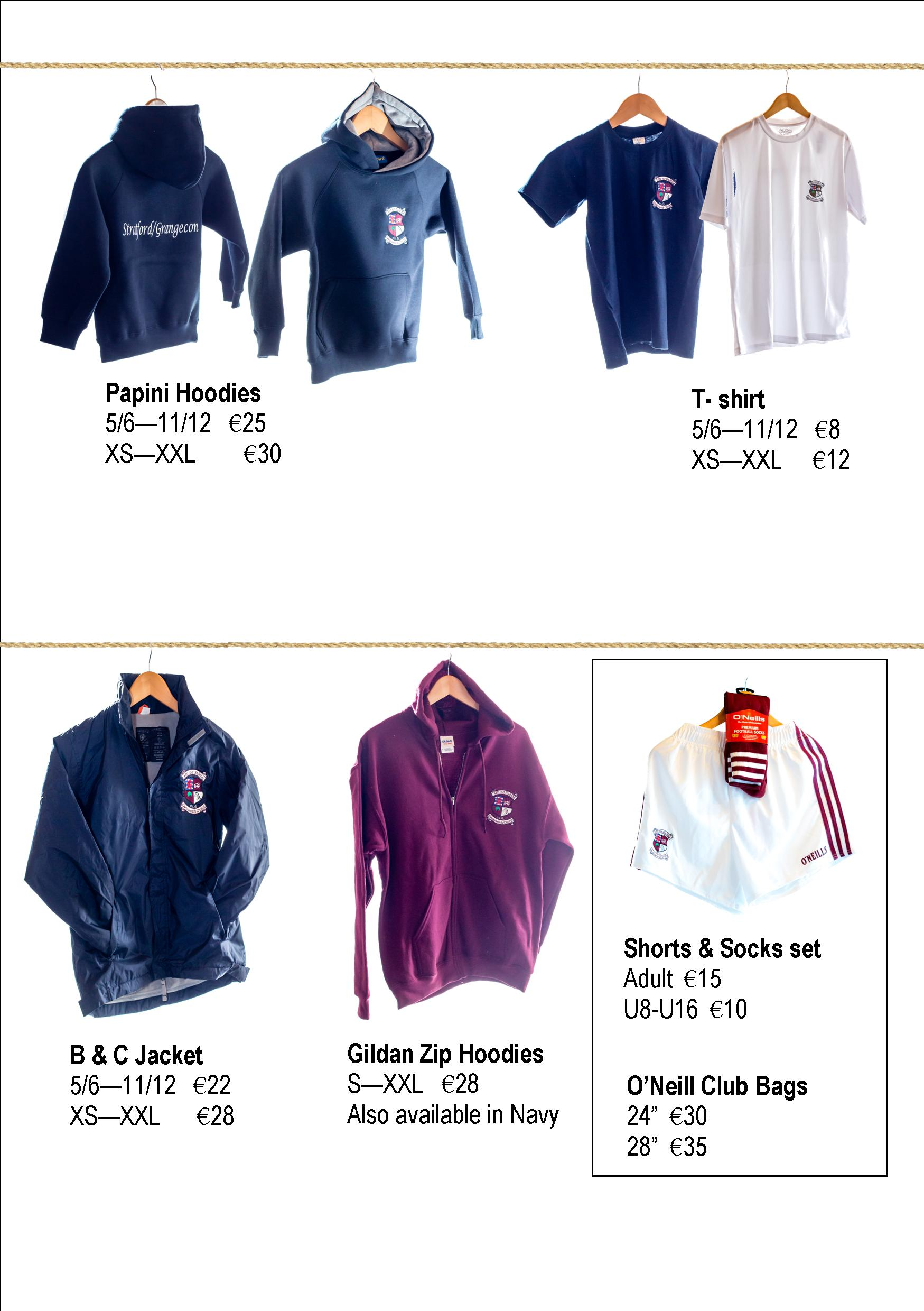 GAA Gear brochure page 4
