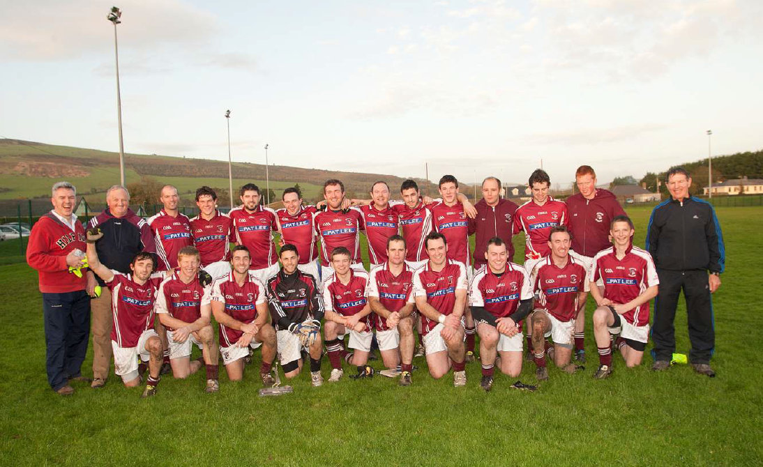 Keating Cup winners 2011
