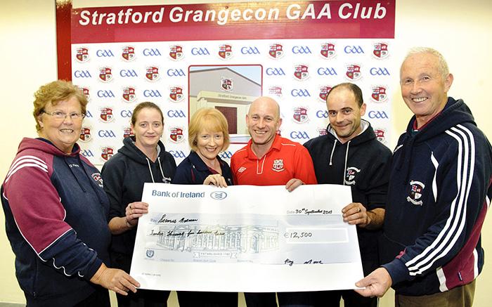 Seamus Norman - winner of €12,500