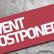 Junior Match – Postponed