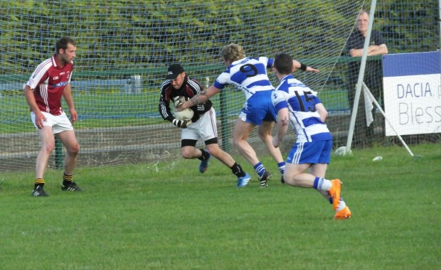 Injuries take a toll in Blessington