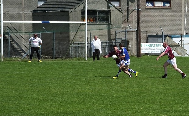 Eire Og Greystones take the victory in Roundwood