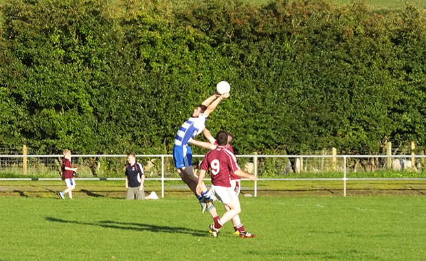 Blessington are unstoppable for periods of the game