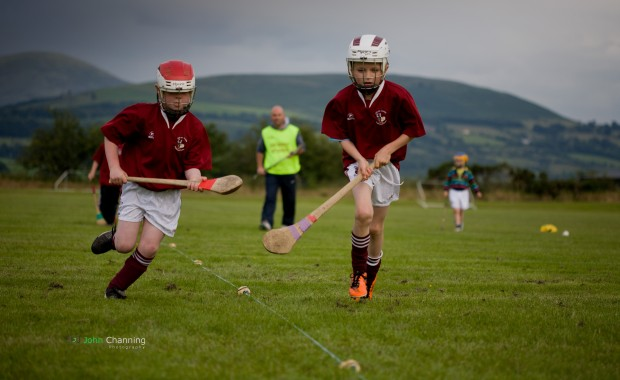 Hurling Training notice