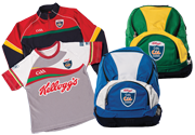 Each child receives FREE Kellogg's GAA gear and backpack.