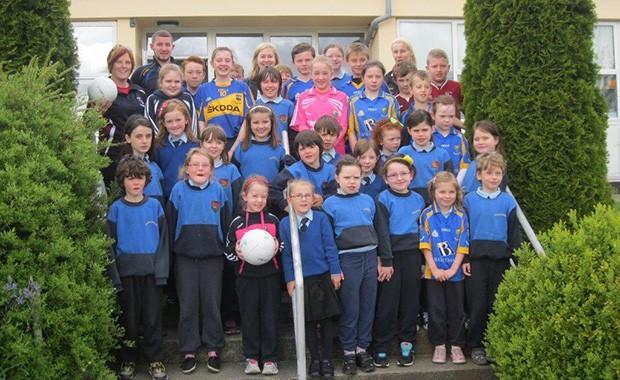 Féile representatives visit schools