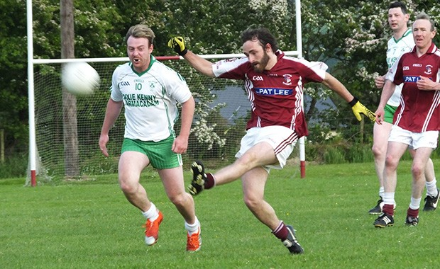 Victory secured over Ballinacor