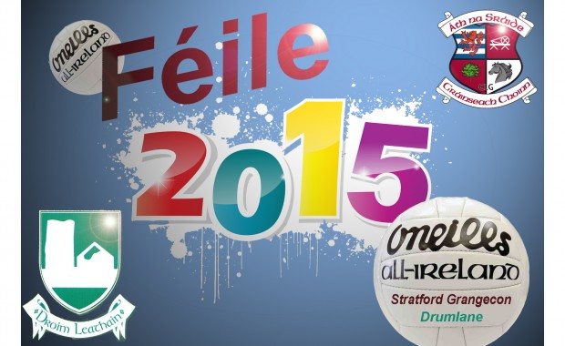 Féile weekend schedule