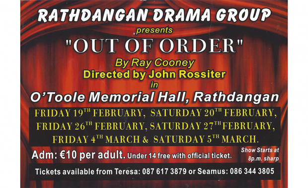 Rathdangan Drama Group Presentation