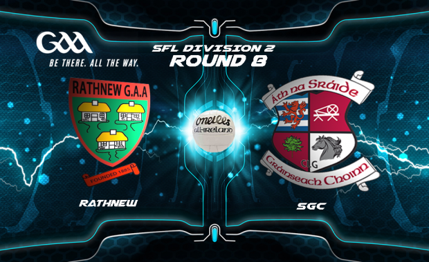 Round 8 of the SFL Div2